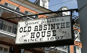New Orleans Absinthe House