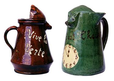 2 water jugs