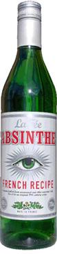 A bootle of La Fée Absinthe Parisienne circa 2000