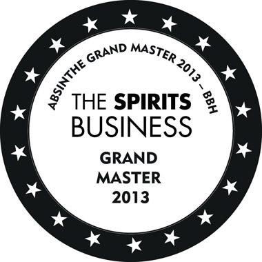 La Fée Grand master award medal 2013