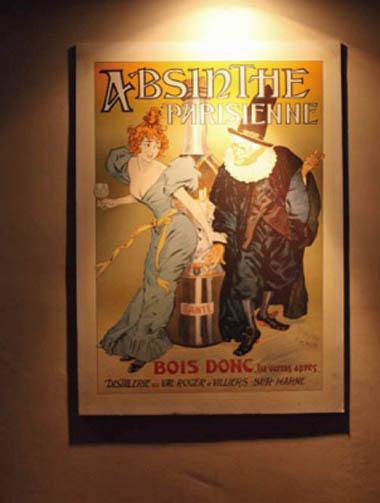 History of Absinthe Class Mag May/June 2009