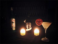La Fée absinthe cocktails my candlelight