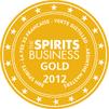 Spirits Business Gold medal 2012 for La Fée