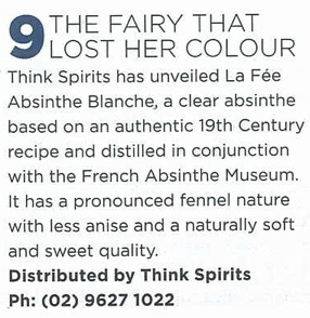 Think Spirits article about La Fée