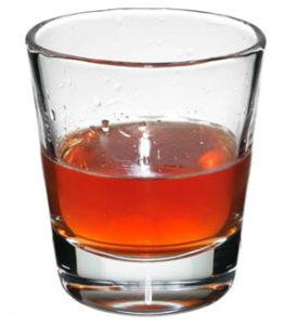 Glass of Sazarec