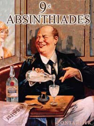 Absinthiades Poster