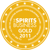 Spirits Business 2011 Gold Medal to La Fée X•S Suisse absinthe