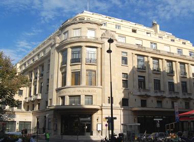 Maison de la Mutualité Paris