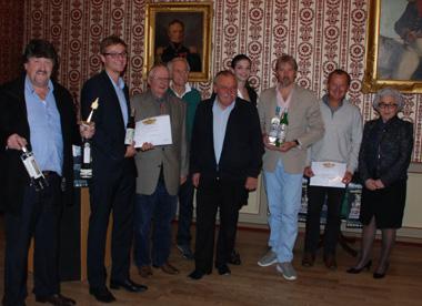 The winners Absinthiades 2014