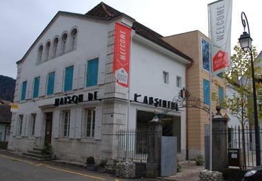 Visiting Maison de l'Absinthe in Motiers on the Route de l'Absinthe