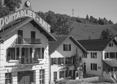 Guy Distillery in Pontarlier