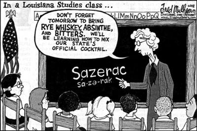 Sazarec cartoon