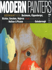 USA modern painters 2002