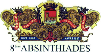 Absinthiades Logo