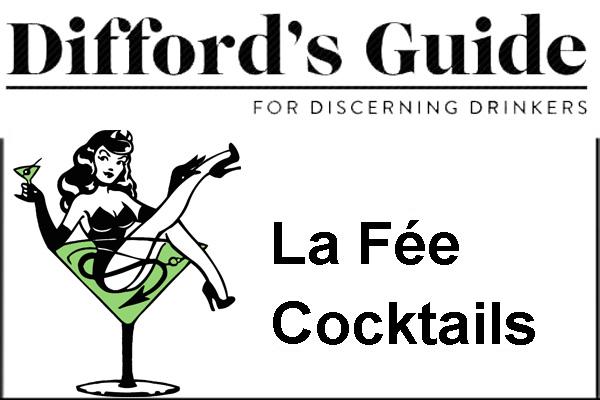 Difford's Guide Logo