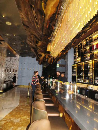 Gold Bar at Burj al Arab Hotel