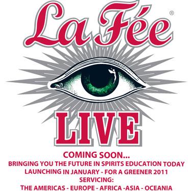 La Fée Live Logo