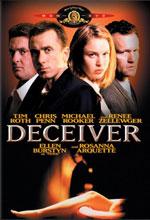 Deciever DVD cover