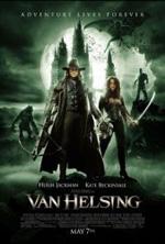 Van Helsing DVD cover