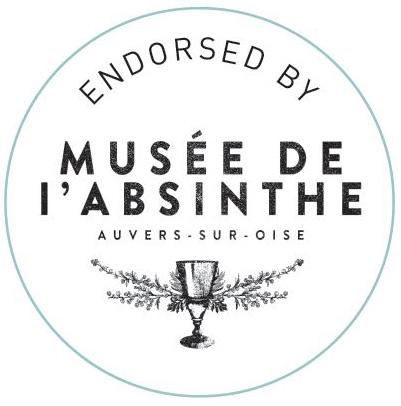 la fee endorsed by Musee de l'absinthe auvers sur oise