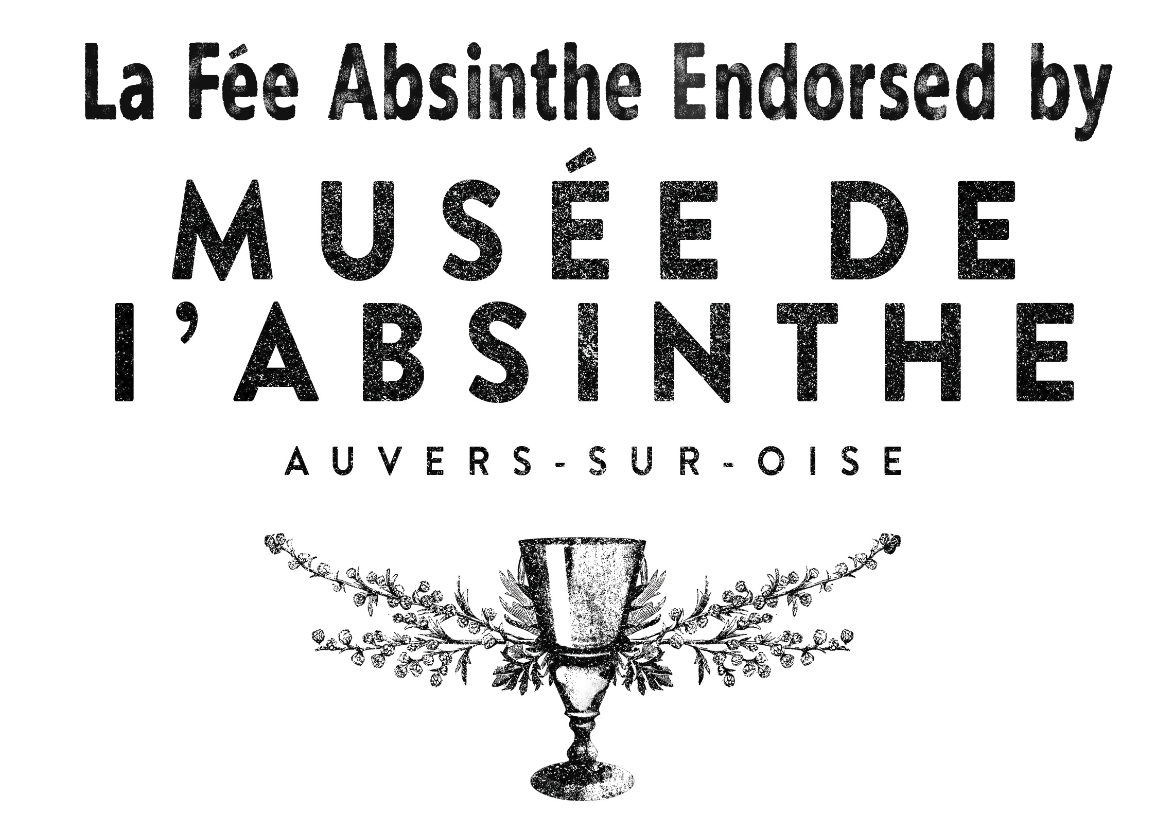 Endorsed by Musée de l'absinthe