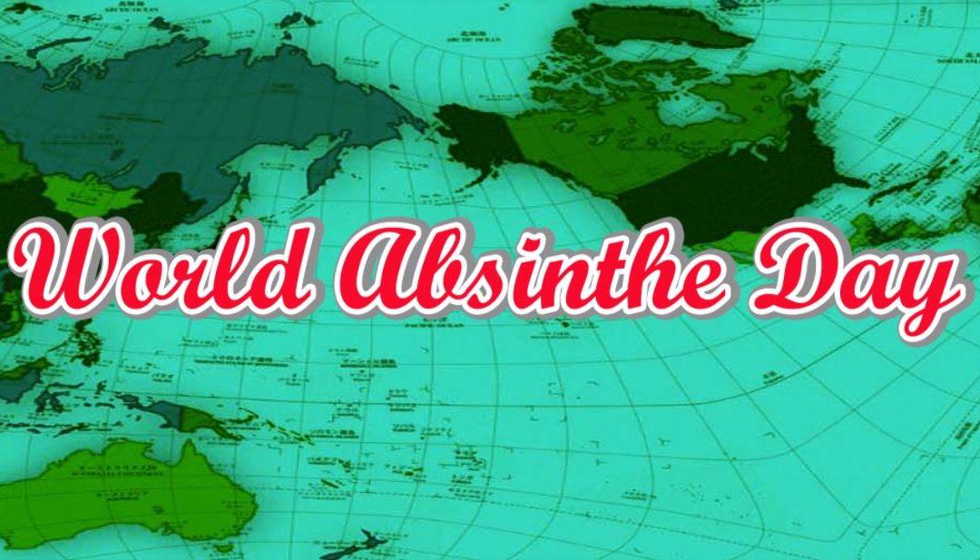 World Absinthe Day!